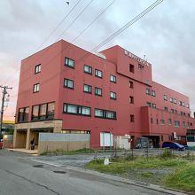 建物は古いですが、中は改装されていてきれいです。