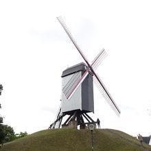 聖ヤンハイス風車/ボンヌ シエール風車