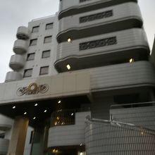ホテルグリーンパシフィック