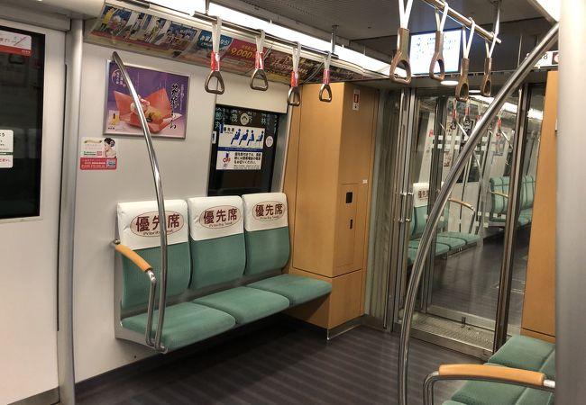 福岡市地下鉄 七隈線 (3号線)