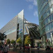 ポツダム広場にある代表的な建物