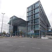 ベルリンの町の中心にあります。