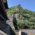 写真:居庸関長城