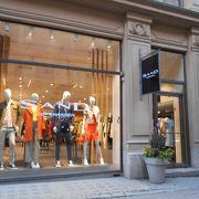 コペンハーゲンのファッションブランド