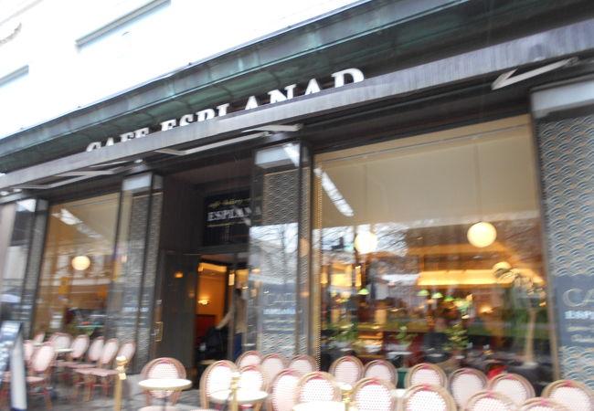 カフェ エスプラナード