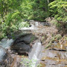 ラルマナイの滝