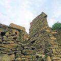 ダゲスタン共和国、ゴールヒンダフの遺(アヴァールたちの遺跡)
