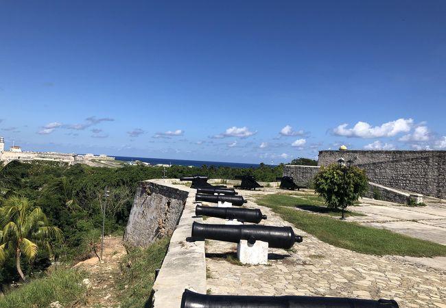 カバーニャ要塞