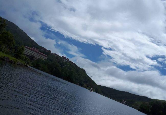 白樺湖周辺の呼名