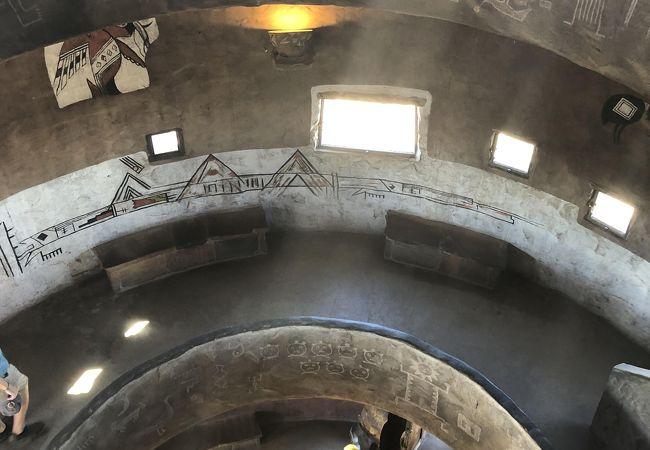 グランドキャニオン唯一のタワー