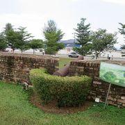 コーン ウォリス要塞