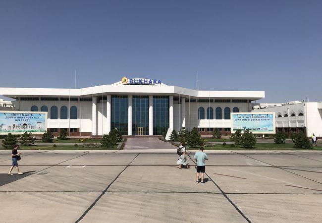 ブハラ空港 (BHK)