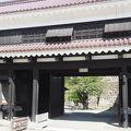 写真:鶴ヶ城 鉄門