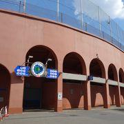 高校・大学野球やヤクルト戦など開催される野球場