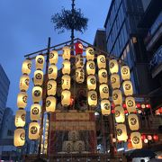 祇園祭は宵山から楽しみたい