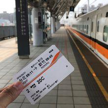 高鉄新竹駅