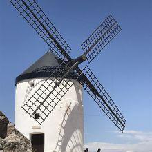 ラ マンチャの風車 (コンスエグラ)