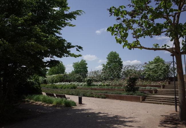 Jardins des Tanneries