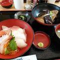 寿司ランチが500円