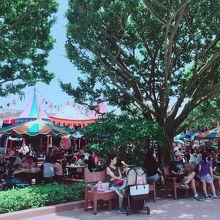 Clopin's Festival of Foods (香港ディズニーランド)