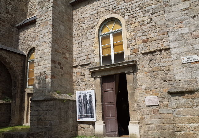 サン ピエール ラ クール大学教会