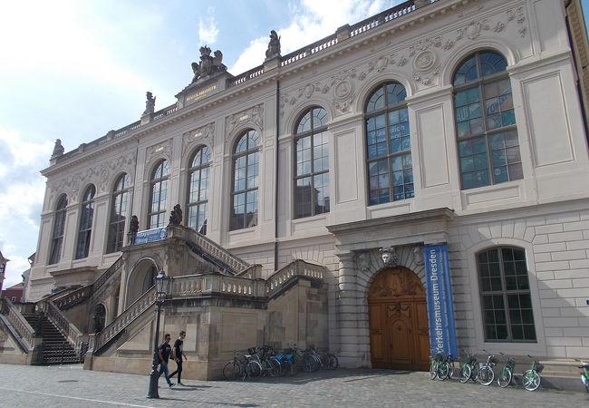 交通博物館