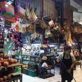 サンホセ中央市場