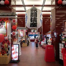 歌舞伎座タワー地下