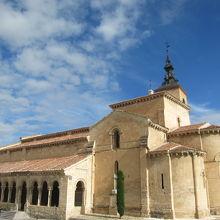 サン ミリャン教会