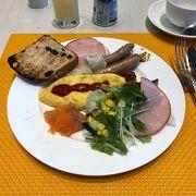 ANAクラウンプラザホテル広島の朝食