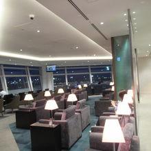 羽田空港国際線 TIAT LOUNGE