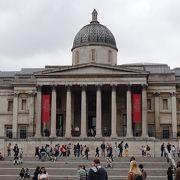 ロンドンで絵画鑑賞はここです