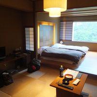和室8畳とツインベッド