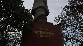 トゥーコアフアン像