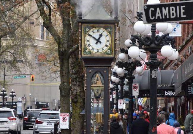 蒸気時計 クチコミ・アクセス・営業時間|バンクーバー【フォートラベル】