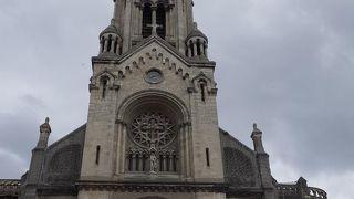 ノートルダム ド ラ クロワ教会