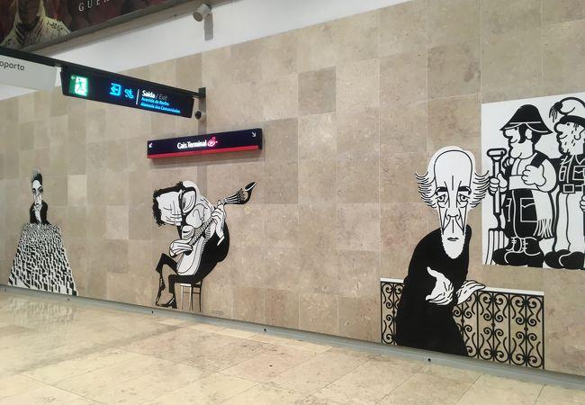 アエロポルト駅