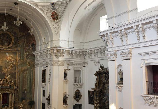 サント イルデフォンソ教会
