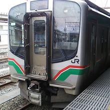 JR磐越西線