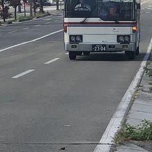 幼稚園専用の貸切バスがある