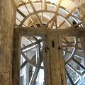 写真:モンサンミッシェル修道院 大車輪