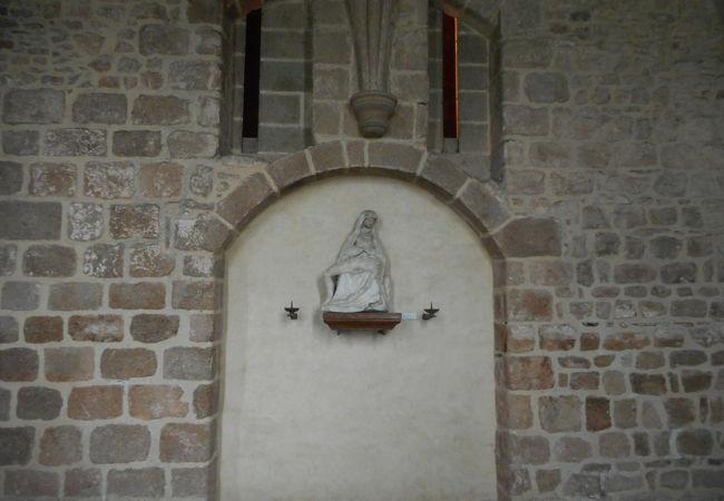 モンサンミッシェル修道院 聖エティエンヌのチャペル