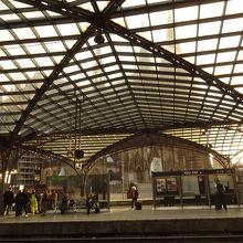 ケルン中央駅