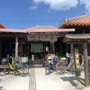 島内のレンタル自転車店の方のおすすめ店