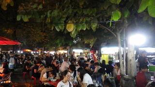 チェンマイ門の夜台