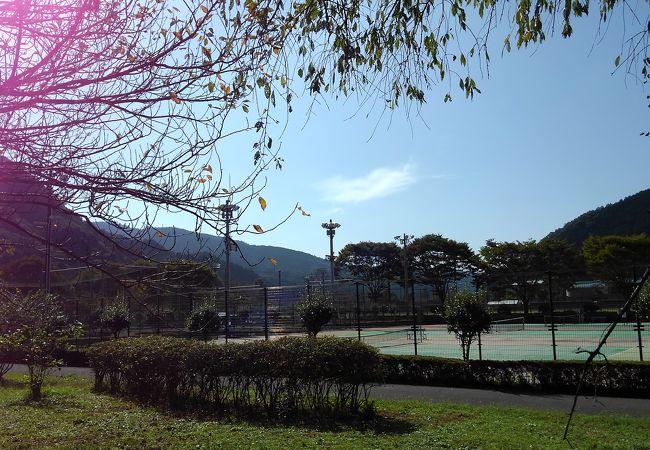 粟野総合運動公園