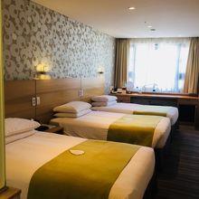 ナイン ツリー ホテル ミョンドン