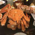 オールシーズン 蟹の満足度高い