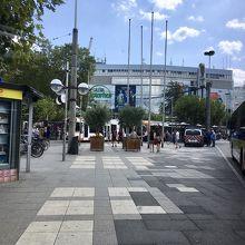 ビスマルク広場