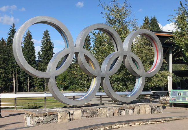 ウィスラー オリンピック プラザ
